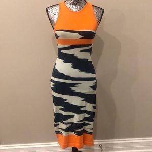Missoni Brown Label Bodycon Dress